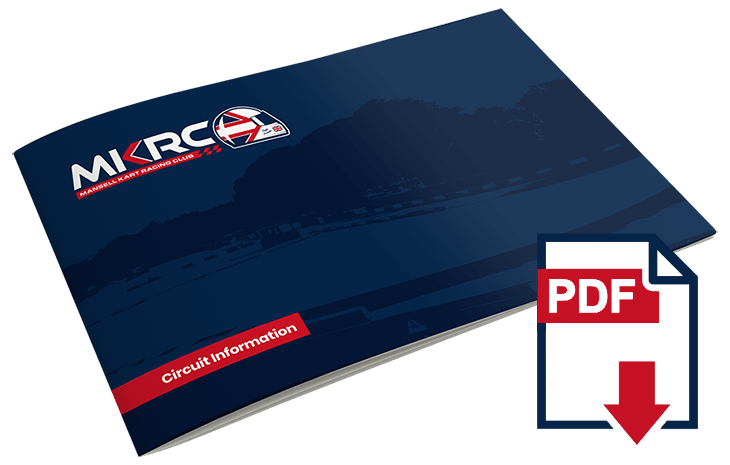 Circuit Map | Mansell Kart Racing Club